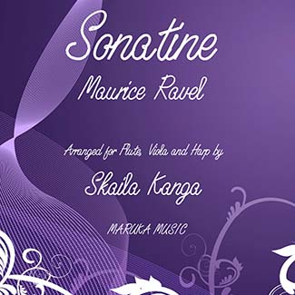 sonatine by ravel